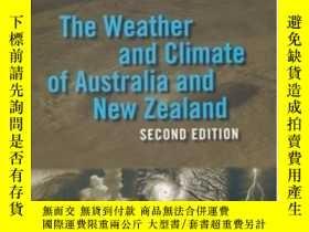 二手書博民逛書店The罕見Weather And Climate Of Aust