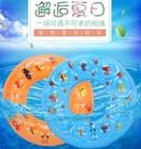兒童游泳圈1368歲加厚浮圈幼兒成人男女腋下圈寶寶坐圈救生圈【快速出貨】