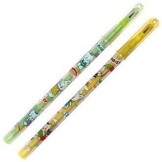 [奇奇文具]【百能 免削鉛筆】 百能 BB-072珍珠HB免削鉛筆