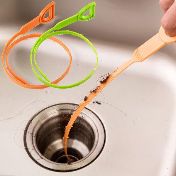 【TT】地漏毛發頭發清理器廁所通下水道疏通工具 廚房管道疏通器
