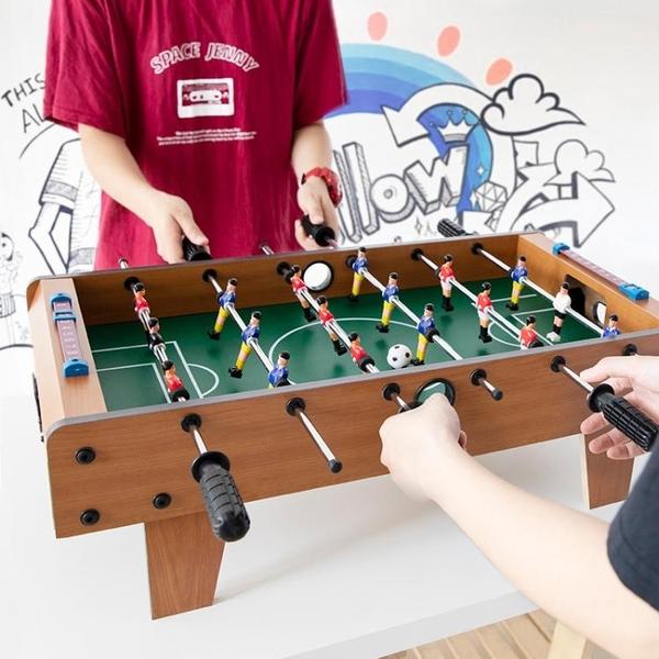 兒童桌上足球機玩具桌面游戲臺雙人桌游大號益智男童小孩生日禮物 一木良品