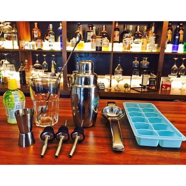 調酒器 精選調酒工具 調酒壺吧勺冰塊模具 萬寶屋