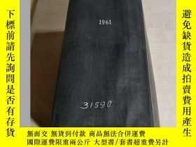 二手書博民逛書店THE罕見ENGINEERING INDEX.1961(工程索引