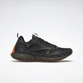 Reebok Zig Kinetica Horizon [FW5297] 男 慢跑鞋 運動 休閒 健身 緩震 透氣 黑黃