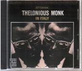 【正版全新CD清倉 4.5折】泰隆尼斯‧孟克 / 義大利遊蹤 Thelonious Monk / Thelonious Monk In Italy