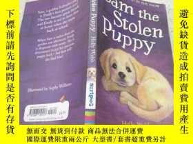 二手書博民逛書店Sam罕見the stolen puppy山姆被偷的小狗。Y212829