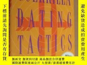 二手書博民逛書店GUERRILLA罕見DATING TACTICS:Strate