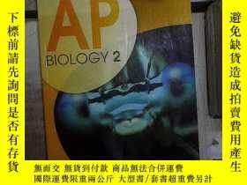二手書博民逛書店STUDENT罕見WORKBOOK AP BIOLOGY 2 學生練習冊AP生物2 。Y180897 不祥 不