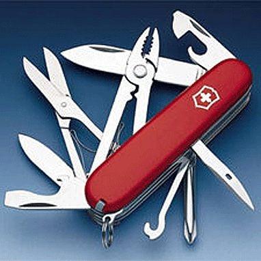 Victorinox 維式Deluxe Tinker 維式豪華修補匠瑞士刀15用* 1.4723