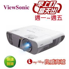 【送HDMI線】ViewSonic PJD6552LWS WXGA 短焦美背光艦投影機(3500 流明)