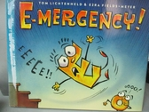 【書寶二手書T2/少年童書_NFT】E-mergency!_Lichtenheld, Tom/ Fields-meyer, Ezra