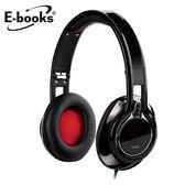 E-books折疊160度頭戴式耳機G9【愛買】