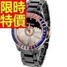 陶瓷錶-甜美潮流必備女手錶56v17[時...