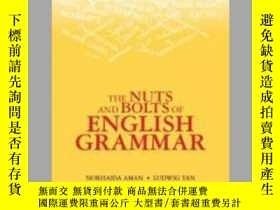 二手書博民逛書店The罕見Nuts and Bolts of English GrammarY405706 Norhaida