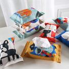 時尚可愛面紙套 創意抽取紙巾盒