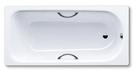 【麗室衛浴】德國 KALDEWEI Saniform Plus Star H-435-2 瓷釉鋼板浴缸(含雙把手)160*75*41CM