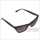 DIOR 時尚金色鉚釘點綴太陽眼鏡(黑)