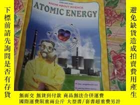 二手書博民逛書店DREAMLAND罕見KNOW ABOUT SCIENCE---ATOMIC ENERGYY186899 DR