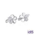 ides愛蒂思 輕甜時尚設計耳環/花園(C圈式)
