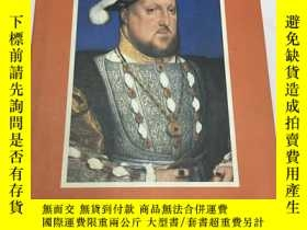 二手書博民逛書店俄文版罕見西歐繪畫作品(如圖)Y168049 出版1987
