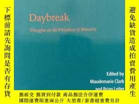 二手書博民逛書店Nietzsche罕見Daybreak Thoughts on