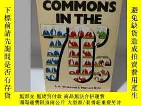 二手書博民逛書店The罕見Commons in The 70 s (社會學)英文
