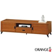 【采桔家居】多瓦納 6 尺實木電視櫃視聽櫃