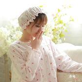 八八折促銷-紗布月子帽棉質產婦帽 全棉孕婦產後帽子
