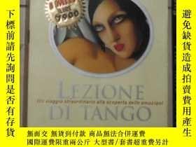 二手書博民逛書店意語原版罕見Lezione di tango di Sveva