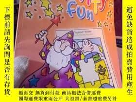 二手書博民逛書店Activity罕見Fun Book #5Y15389 編寫組
