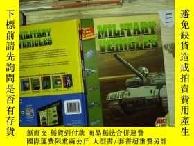二手書博民逛書店you罕見can draw military vehicles 你可以畫軍用車輛Y180897