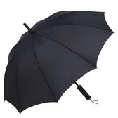 商務黑色長柄雨傘男女禮品傘定做印字廣告傘定制可印logo 1995生活雜貨NMS