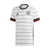 adidas 短袖T恤 Germany Home Jersey 黑 白 男款 短T 運動休閒 【ACS】 EH6105