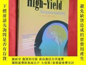 二手書博民逛書店High-Yield(tm)罕見Neuroanatomy (小1