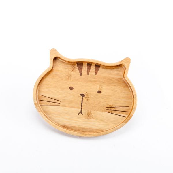 Natural動物餐盤-喵喵-生活工場