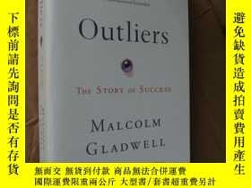 二手書博民逛書店Outliers:罕見The Story of Success