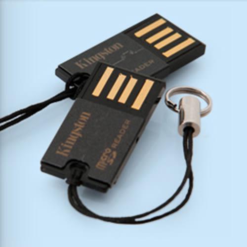 Kingston 金士頓 microSD 專用 USB3.0 讀卡機 (FCR-MRG2)