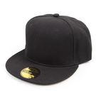 (黑色)美式休閒素面棒球帽【NQ-B001-4】
