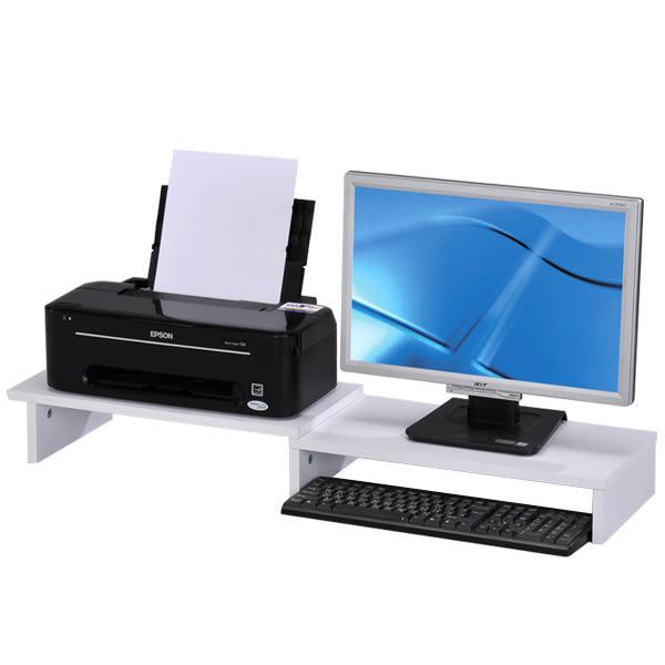 *邏爵* LS-06 桌面螢幕伸縮架 展示架 電腦桌上架 多用途 陳列 台灣製*DIY ~