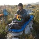羽絨睡袋大人戶外露營超輕冬季加厚防寒單人便攜式【創世紀生活館】