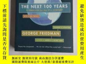 二手書博民逛書店THE罕見NEXT 100 YEARS A FORECAST f