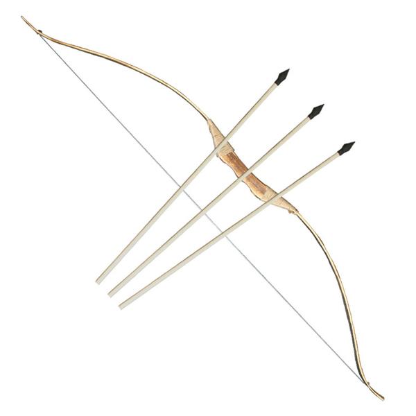 木制道具弓箭玩具安全