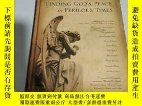 二手書博民逛書店FINDING罕見GODS PEACE in PERILOUS