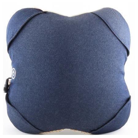 日式按摩抱枕 藍色 AX-HCL288 NB NITORI宜得利家居