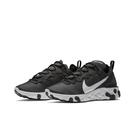 ISNEAKERS Nike Wmns React Element 55 黑白 運動 休閒鞋 女 BQ2728-003