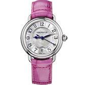 AEROWATCH 歐式風尚經典女錶-珍珠貝x粉/35mm A42960AA07