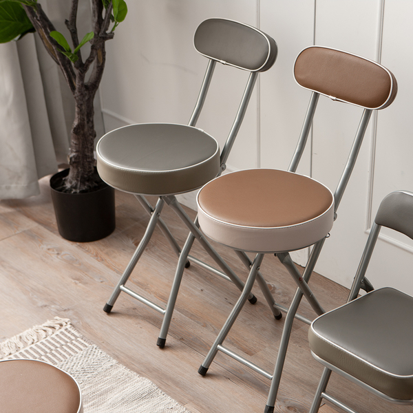 【最後倒數◆獨家優惠】BASIC靠背折疊椅-生活工場