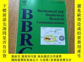 二手書博民逛書店Biochemical罕見and Biophysic Resea
