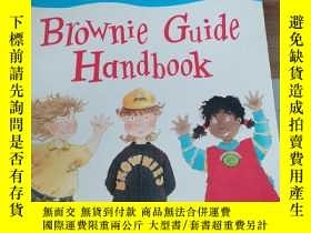 二手書博民逛書店Brownie罕見Guide HandbookY246207