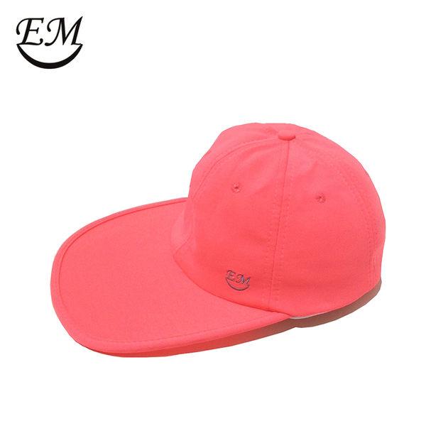 伊美棒球帽/紅光 抗UV.UPF50+.傳送有益光波.男女皆宜(附高級收納防塵袋) 帽子 遮陽帽 運動帽 光能帽